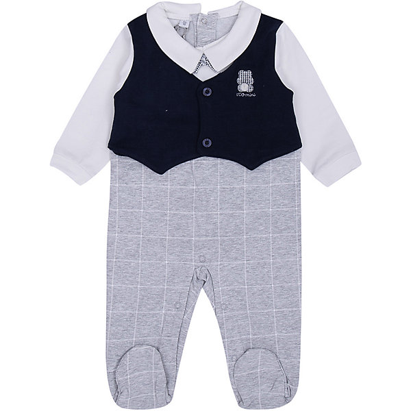 iDO Комбинезон iDO для мальчика рубашки футболки для детей