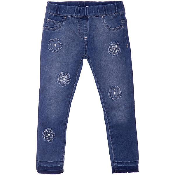 iDO Джинсы iDO для девочки джинсы женские на широкой резинке