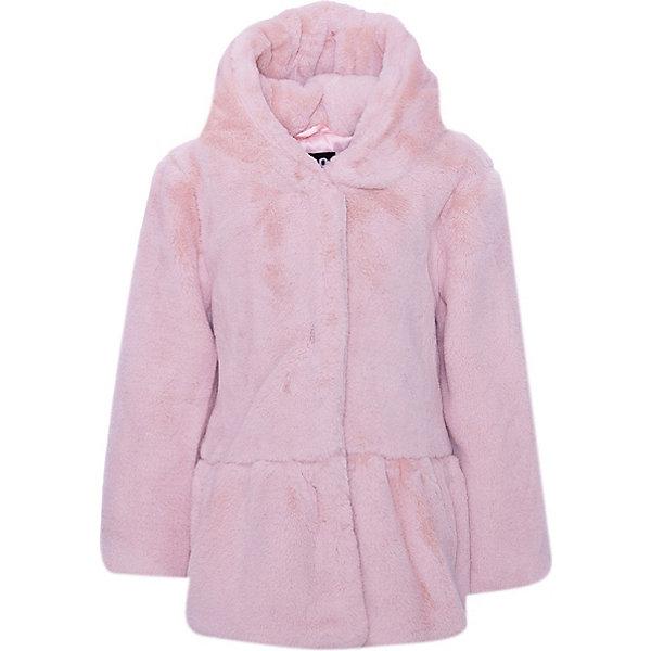 iDO Шуба iDO для девочки одежда для детей