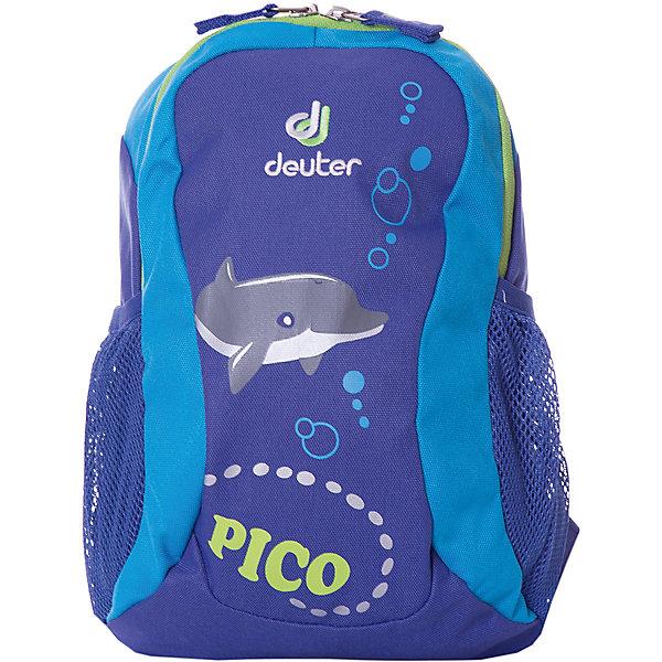 Купить Рюкзак Deuter Pico Дельфин , бирюзовый, Вьетнам, синий, Мужской
