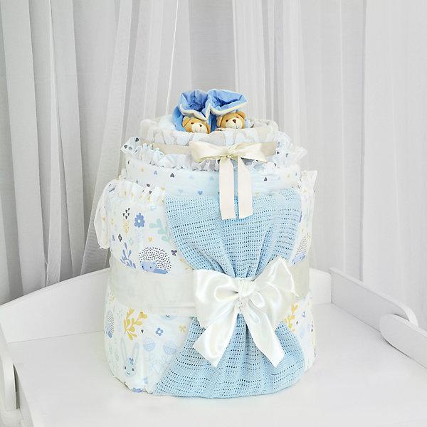 цена на Baby Nice Подарочный набор для новорожденного Baby Nice голубой