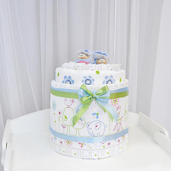 Baby Nice Подарочный набор для новорожденного Baby Nice голубой hudson baby подарочный набор зайка розовый