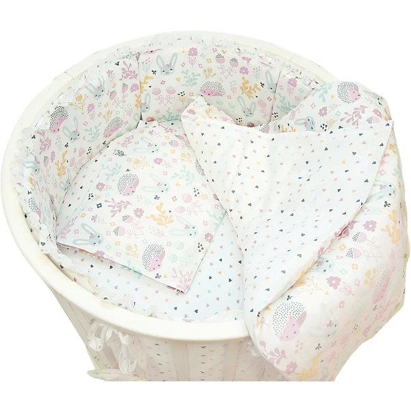 Baby Nice Борт для круглой кроватки Baby Nice