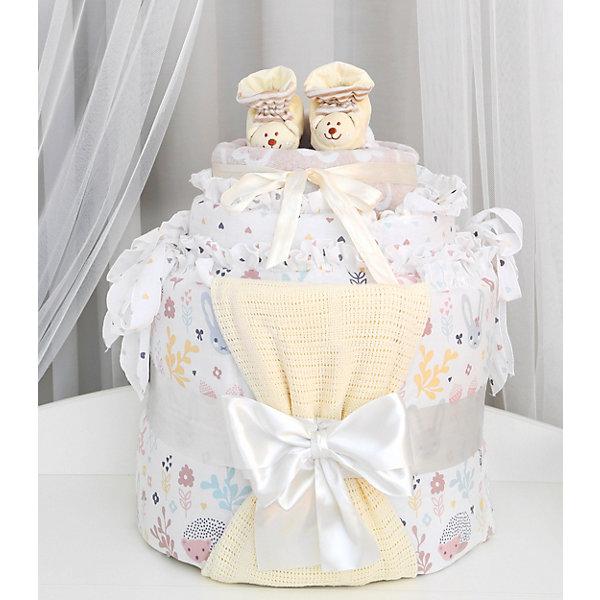 цена на Baby Nice Подарочный набор для новорожденного Baby Nice молочный