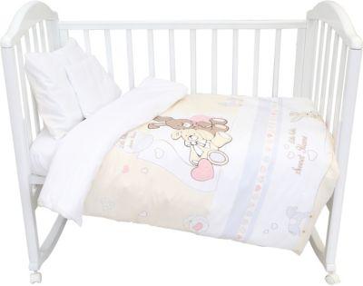 Комплект постельного белья Baby Nice  Милый дом , артикул:9340653 - Детский текстиль