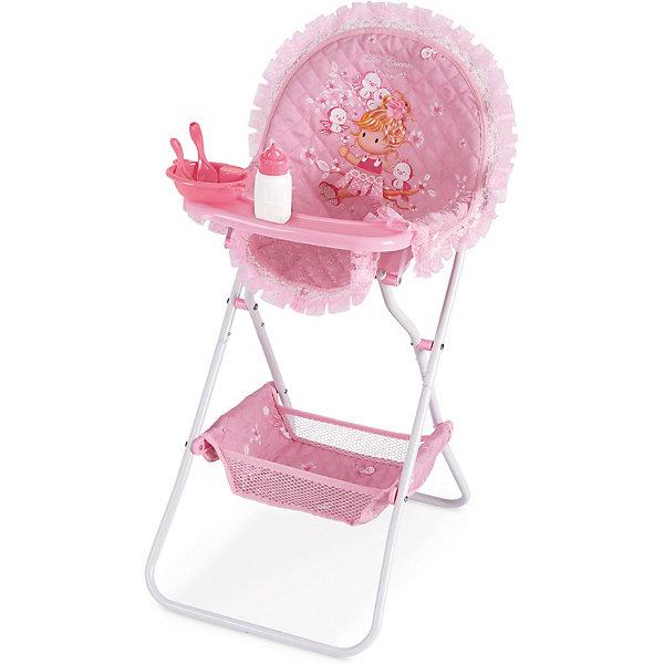 DeCuevas Складной стульчик для кормления куклы DeCuevas, серия Мария цена