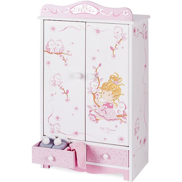 DeCuevas Гардеробный шкаф DeCuevas для куклы, серия Мария гардеробный шкаф 150