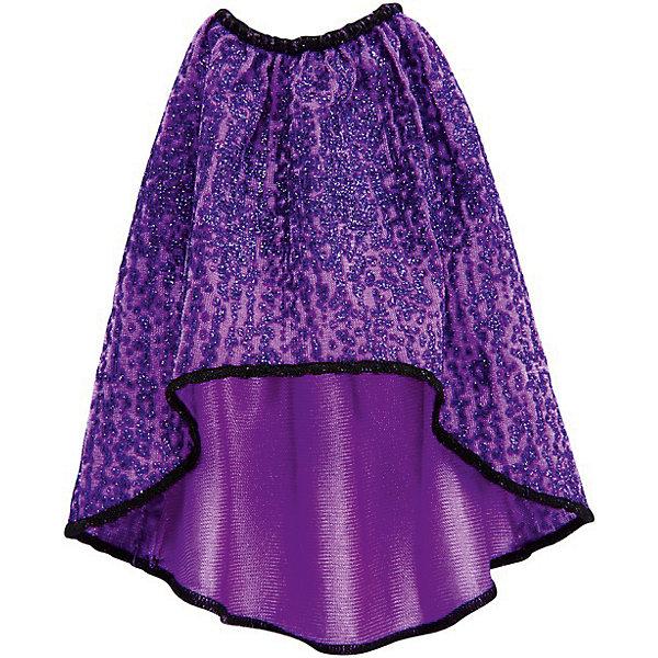Одежа для куклы Barbie Юбки Фиолетовая юбкаОдежда для кукол<br>Характеристики товара:<br><br>• возраст: от 3 лет;<br>• материал: текстиль;<br>• в комплекте: юбка;<br>• любимый герой: Barbie;<br>• серия: Юбки;<br>• универсальный размер подходит для большинства кукол;<br>• тип упаковки: картонная коробка блистерного типа;<br>• вес в упаковке: 31 гр;<br>• размер упаковки: 11,5х2,5х9,5 см;<br>• страна бренда: США.<br><br>Barbie хочет, чтобы её гардероб был готов на любой случай! Эта юбка для куклы Barbie позволяют ей всегда быть на пике моды.