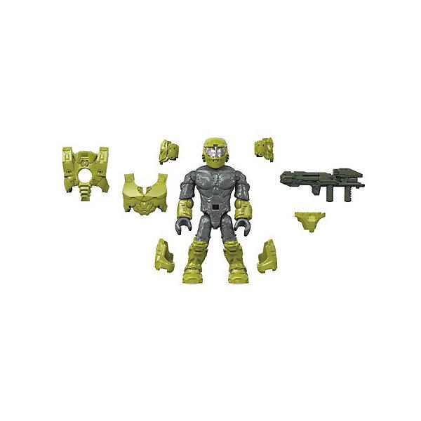 Купить Конструктор MEGA CONSTRUX Halo Борьба воинов, Mattel, Канада, Мужской