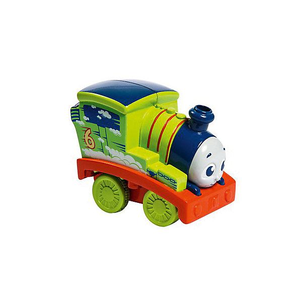 Mattel Паровозик Fisher-Price Томас и его друзья Перси fisher price кубики блоки паровозики