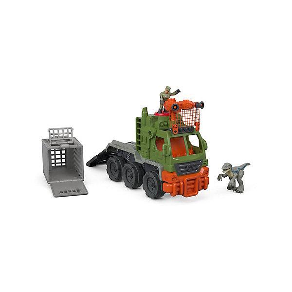 Mattel Игровой набор Jurassic World Бронетранспортёр