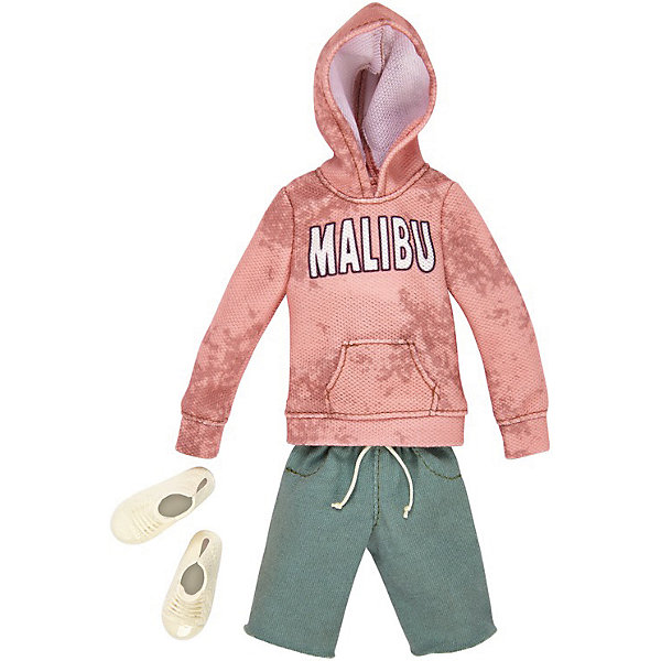 все цены на Mattel Одежда для куклы Barbie