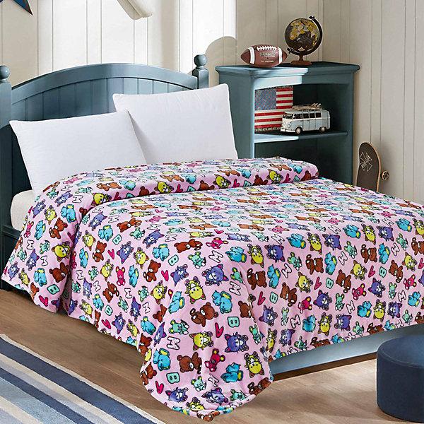 Letto Плед Велсофт-беби в кроватку VB36, ширина 95см.