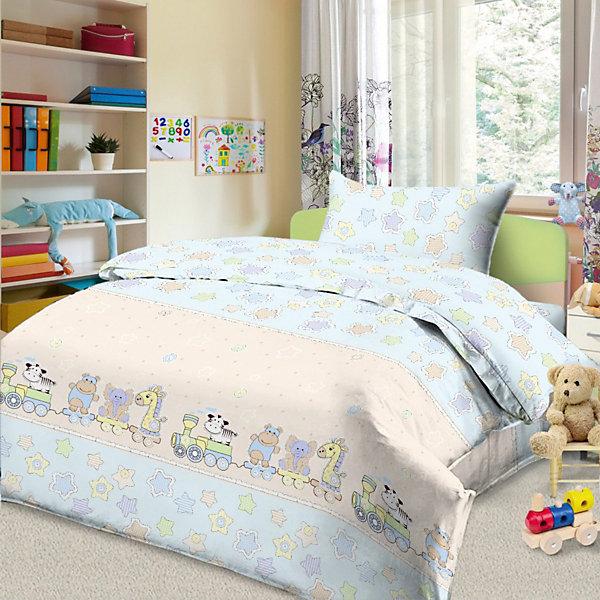 Letto КПБ в кроватку Letto ясли, 100% хлопок, BG-86 letto кпб детский letto парусный клуб нав ка 50х70 100