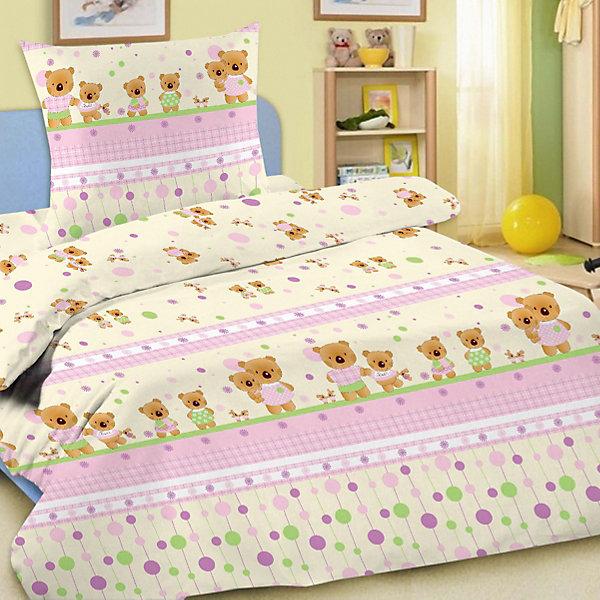 Letto КПБ в кроватку Letto ясли, 100% хлопок, BG-14 letto кпб детский letto парусный клуб нав ка 50х70 100