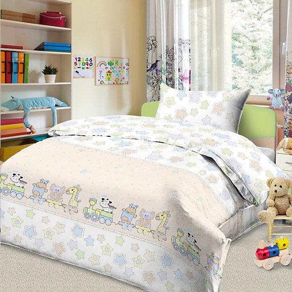 Letto КПБ в кроватку Letto ясли, 100% хлопок, BG-88 letto кпб детский letto парусный клуб нав ка 50х70 100