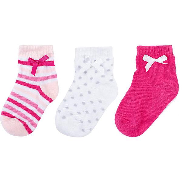 PlayToday Носки Play Today для девочки колготки носки гетры playtoday носки для девочки 3 пары лучшие друзья 178090