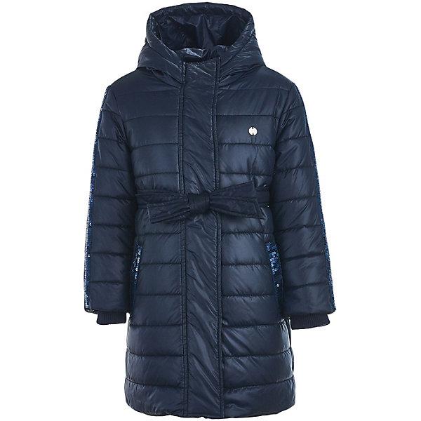 Купить Пальто Button Blue для девочки, Китай, синий, 158, 104, 134, 152, 122, 110, 140, 98, 146, 116, 128, Женский