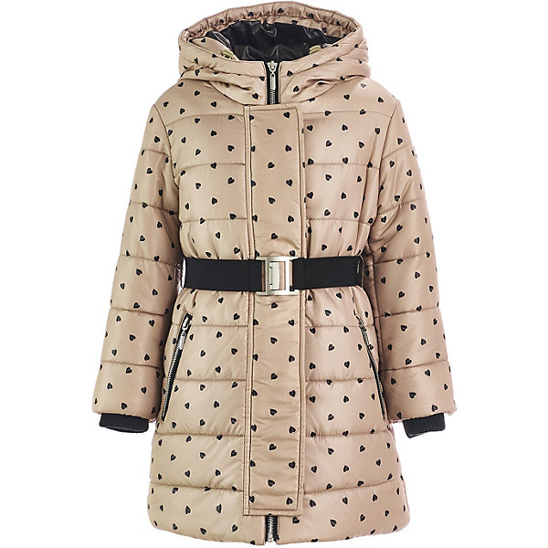 Купить со скидкой Пальто Button Blue для девочки