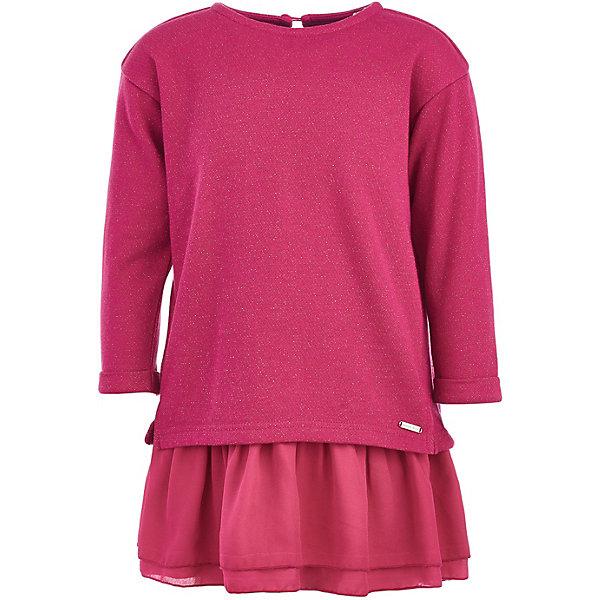 Купить Платье Button Blue, Китай, розовый, 158, 146, 104, 128, 152, 116, 140, 98, 110, 134, 122, Женский