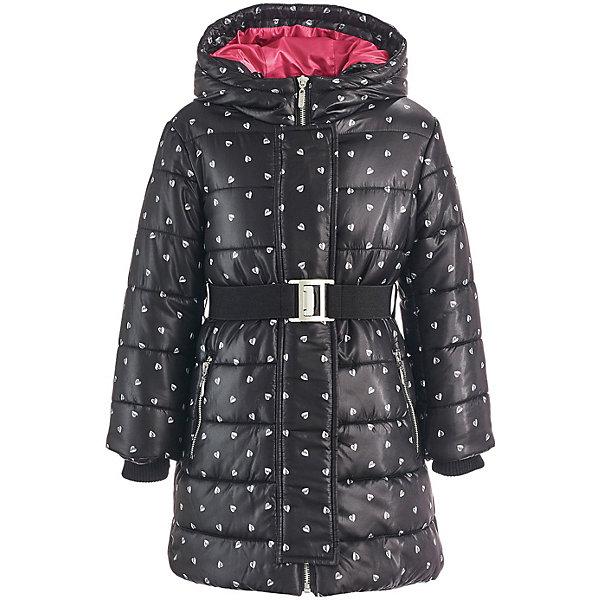 Купить Пальто Button Blue для девочки, Китай, черный, 98, 140, 128, 110, 104, 122, 146, 158, 134, 152, 116, Женский