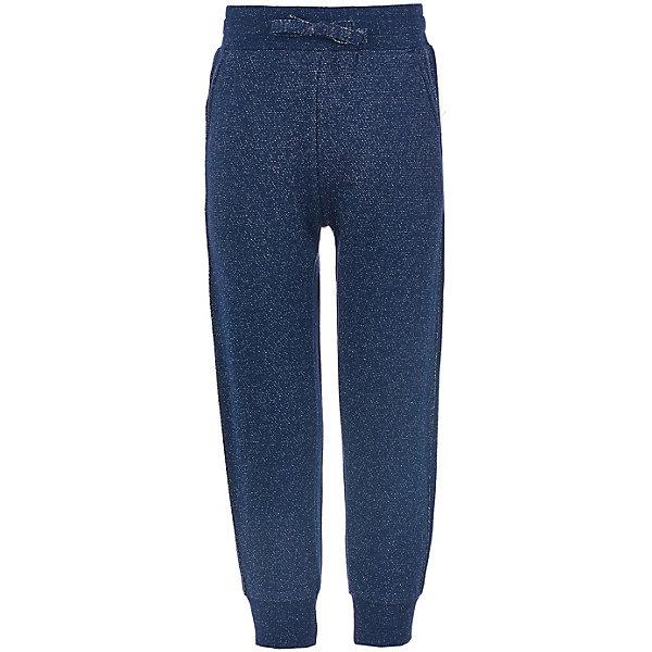 Купить Спортивные брюки Button Blue, Китай, синий, 110, 158, 146, 116, 128, 104, 122, 140, 98, 152, 134, Женский