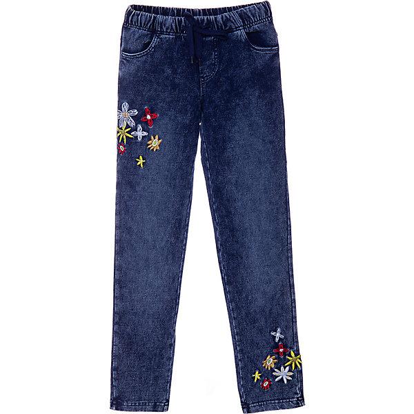 PlayToday Джинсы Play Today для девочки брюки джинсы и штанишки s'cool брюки для девочки hip hop 174059