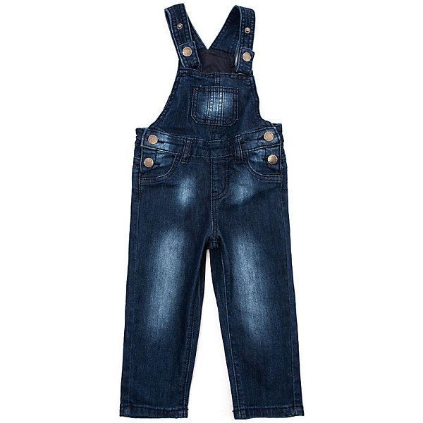PlayToday Полукомбинезон Play Today для мальчика полукомбинезон джинсовый для мальчика barkito деним