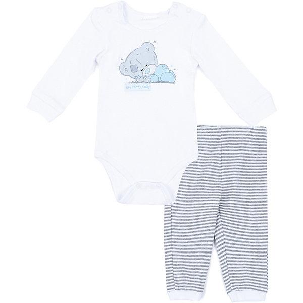PlayToday Комплект:толстовка,брюки Play Today для мальчика брюки детские play today 368058f малиновый р 74