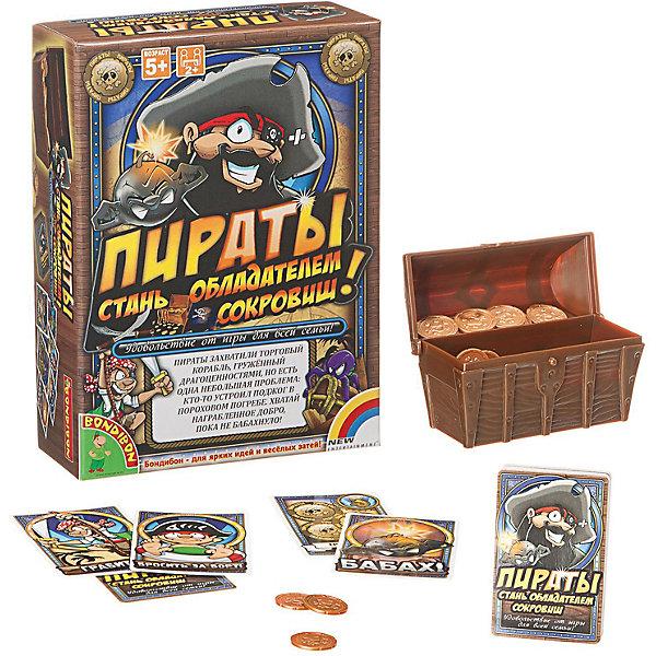 Bondibon Настольная игра Bondibon Пираты