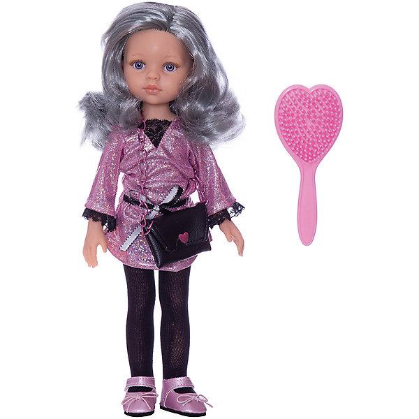 Paola Reina Кукла Paola Reina Кэрол, 32 см paola reina кукла вики 47 см paola reina