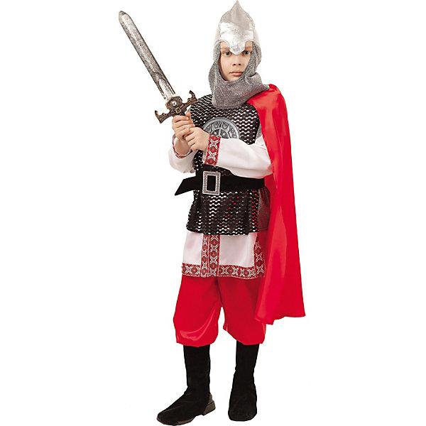 Купить Карнавальный костюм Пуговка Богатырь , Россия, 122, 146, Мужской