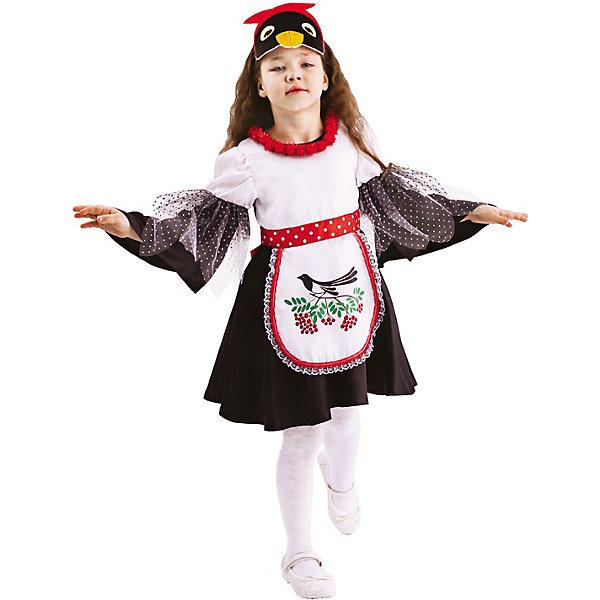 Купить Карнавальный костюм Пуговка Сорока Глаша , Россия, 110, 116, 122, Женский