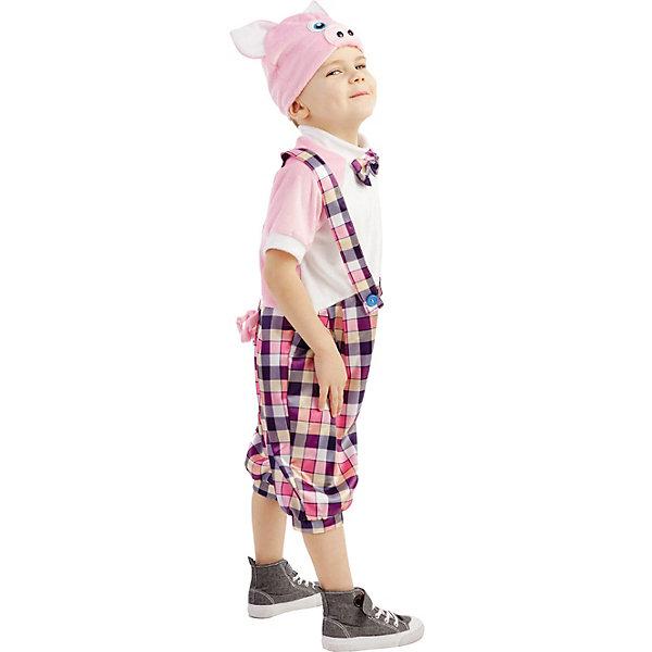 Купить Карнавальный костюм Поросёнок Ниф-ниф , Пуговка, Россия, 104, Унисекс