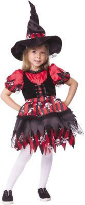 Карнавальный костюм  Ведьмочка , Пуговка, артикул:9383951 - Детские карнавальные костюмы и аксессуары