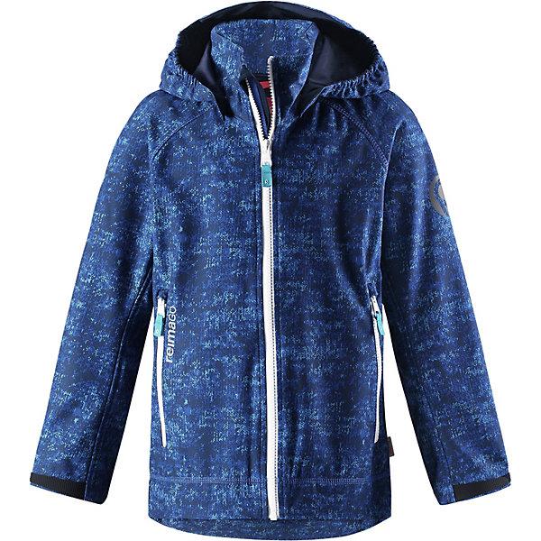 Куртка Auger Reima для мальчика, Китай, синий, 134, 128, 164, 158, 152, 146, 140, Мужской  - купить со скидкой