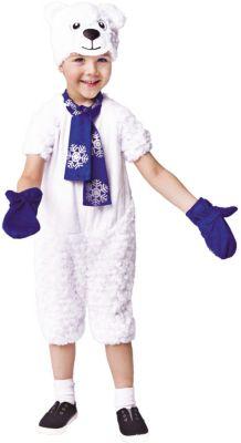 Карнавальный костюм  Медведь , Пуговка, артикул:9383977 - Детские карнавальные костюмы и аксессуары