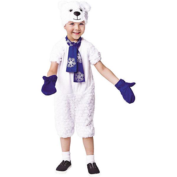 Купить Карнавальный костюм Пуговка Медведь , Россия, 104, Унисекс