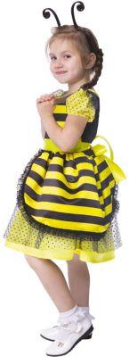 Карнавальный костюм  Пчелка  Пуговка, артикул:9384003 - Детские карнавальные костюмы и аксессуары