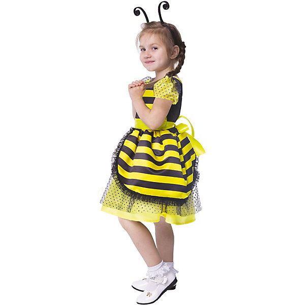 Пуговка Карнавальный костюм Пчелка Пуговка