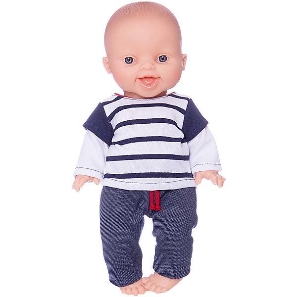 Paola Reina Кукла Paola Reina Горди Карлос, 34 см paola reina туфли белые paola reina для куклы 42 см