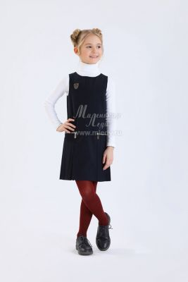 Сарафан Маленькая Леди для девочки, артикул:9384266 - Школьная форма