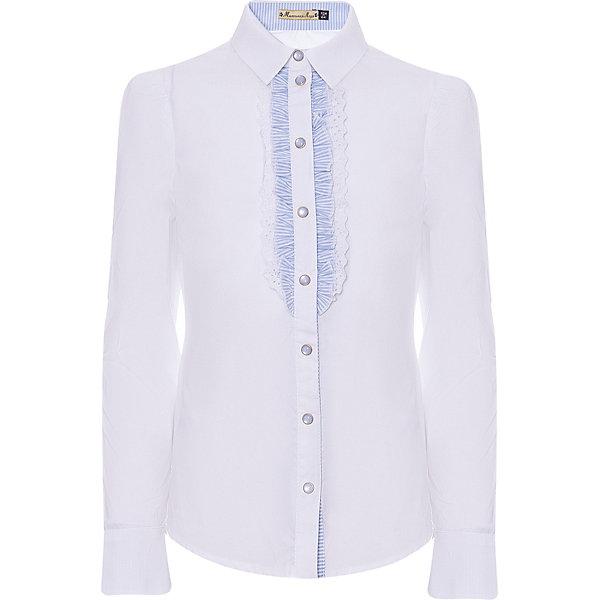 Маленькая Леди Блузка Маленькая Леди для девочки блузка t tahari блузка