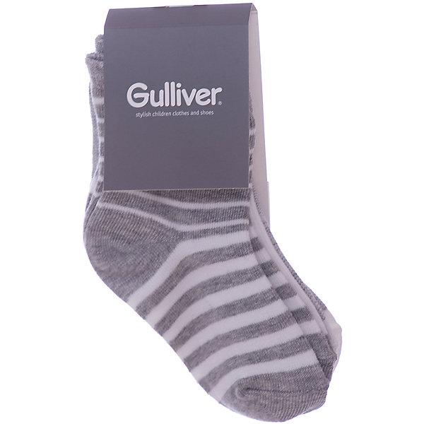 Gulliver Носки, 3 пары Gulliver jucca платье до колена