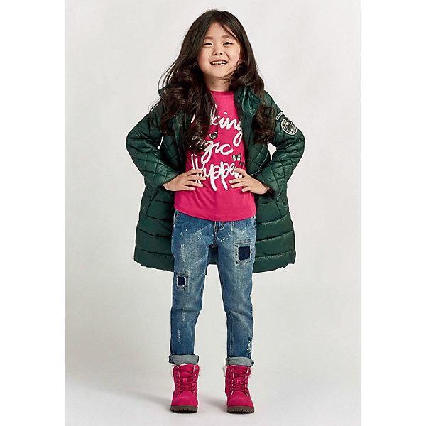 Gulliver Пальто для девочки