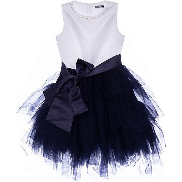 Gulliver Платье Gulliver для девочки