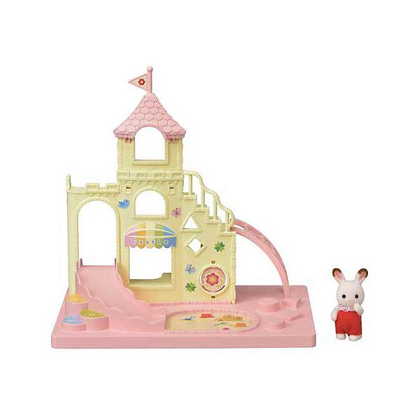 Купить Набор Sylvanian Families Игровая площадка «Замок», Эпоха Чудес, Китай, Унисекс