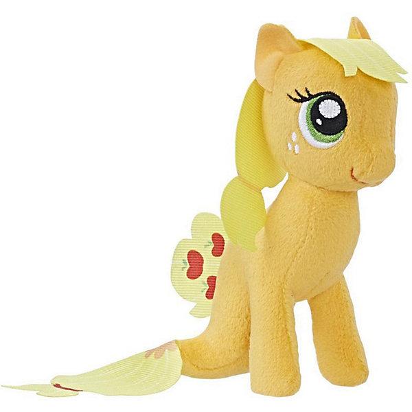 Hasbro Мягкая игрушка My little Pony Подводные пони Эплджек, 13 см