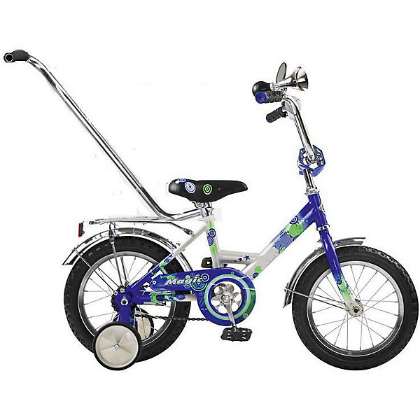 Stels Детский велосипед Stels Magic 12 (2015) 8, сине-белый