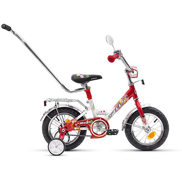 Stels Детский велосипед Stels Magic 12 (2015) 8, красно-белый